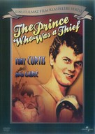 The Prince Who Was a Thief - Turkish Movie Cover (xs thumbnail)