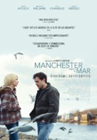 Manchester by the Sea - Argentinian Movie Poster (xs thumbnail)