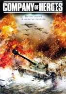 Company of Heroes - French DVD cover (xs thumbnail)