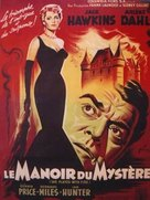 Fortune Is a Woman - French Movie Poster (xs thumbnail)