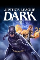 Justice League Dark - Movie Cover (xs thumbnail)