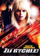 Banshee - Czech DVD cover (xs thumbnail)