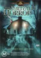 The Amityville Horror - Australian DVD cover (xs thumbnail)