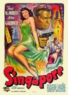 Singapore - Italian Movie Poster (xs thumbnail)