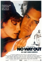 No Way Out - German Movie Poster (xs thumbnail)