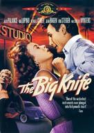 The Big Knife - DVD cover (xs thumbnail)
