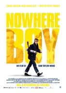 Nowhere Boy - Italian Movie Poster (xs thumbnail)