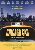 Chicago Cab - Spanish Movie Poster (xs thumbnail)