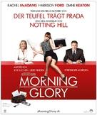 Morning Glory - Swiss Movie Poster (xs thumbnail)