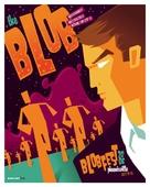 The Blob - Homage movie poster (xs thumbnail)