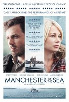 Manchester by the Sea - British Movie Poster (xs thumbnail)