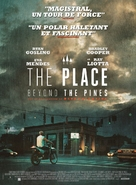 The Place Beyond the Pines - French Movie Poster (xs thumbnail)