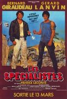 Spécialistes, Les - French Movie Poster (xs thumbnail)