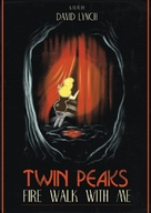 Twin Peaks: Fire Walk with Me - DVD cover (xs thumbnail)