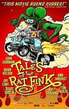 Tales of the Rat Fink - Movie Poster (xs thumbnail)