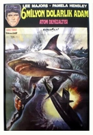 Sharks - Turkish Movie Poster (xs thumbnail)
