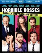 Horrible Bosses - Blu-Ray cover (xs thumbnail)
