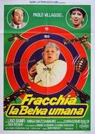 Fracchia la belva umana - German Movie Poster (xs thumbnail)