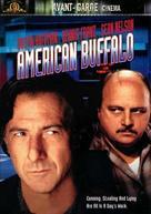 American Buffalo - DVD cover (xs thumbnail)
