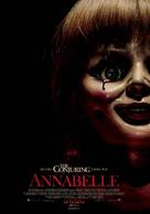 Annabelle - Vietnamese Movie Poster (xs thumbnail)