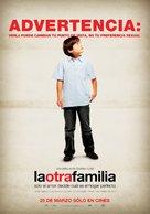 La otra familia - Mexican Movie Poster (xs thumbnail)