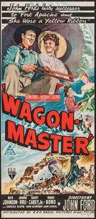 Wagon Master - Movie Poster (xs thumbnail)