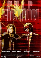 Pulp Fiction - Dutch Movie Poster (xs thumbnail)