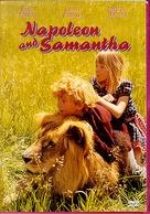 Napoleon and Samantha - DVD movie cover (xs thumbnail)