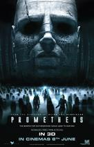 Prometheus - Indian Movie Poster (xs thumbnail)