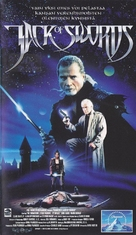 Trancers 4: Jack of Swords - Finnish Movie Cover (xs thumbnail)