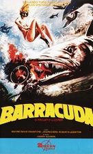Barracuda - Brazilian VHS cover (xs thumbnail)