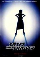 Teaching Mrs. Tingle - German Movie Poster (xs thumbnail)