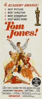 Tom Jones - Australian Movie Poster (xs thumbnail)