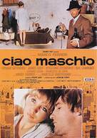 Ciao maschio - Italian Movie Poster (xs thumbnail)