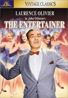 The Entertainer - DVD movie cover (xs thumbnail)