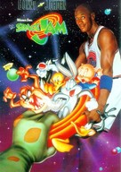 Space Jam - DVD movie cover (xs thumbnail)