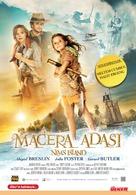 Nim's Island - Turkish Movie Poster (xs thumbnail)
