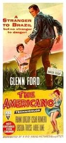 The Americano - Australian Movie Poster (xs thumbnail)