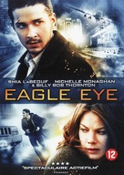 Eagle Eye - Dutch Movie Cover (xs thumbnail)