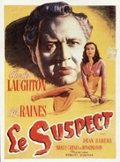 The Suspect - French Movie Poster (xs thumbnail)