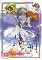 """Mahô shôjo lyrical Nanoha"" - DVD cover (xs thumbnail)"