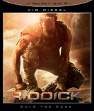 Riddick - Finnish Blu-Ray movie cover (xs thumbnail)