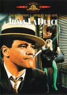 Irma la Douce - Spanish Movie Cover (xs thumbnail)