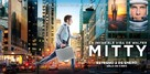 The Secret Life of Walter Mitty - Argentinian Movie Poster (xs thumbnail)