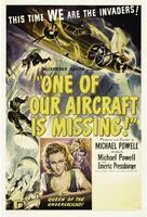 One of Our Aircraft Is Missing - British Movie Poster (xs thumbnail)