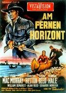 The Far Horizons - German Movie Poster (xs thumbnail)
