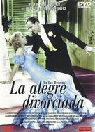 The Gay Divorcee - Spanish DVD cover (xs thumbnail)
