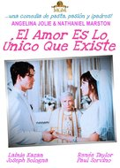 Love Is All There Is - Spanish Movie Poster (xs thumbnail)