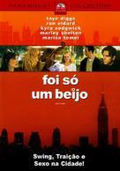 Just a Kiss - Brazilian DVD cover (xs thumbnail)