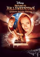 Return to Halloweentown - DVD cover (xs thumbnail)
